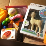Safe Toys from Little Pnuts Special Deliveries