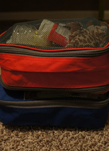 Get Your Luggage Organized with Pack-It Accessories