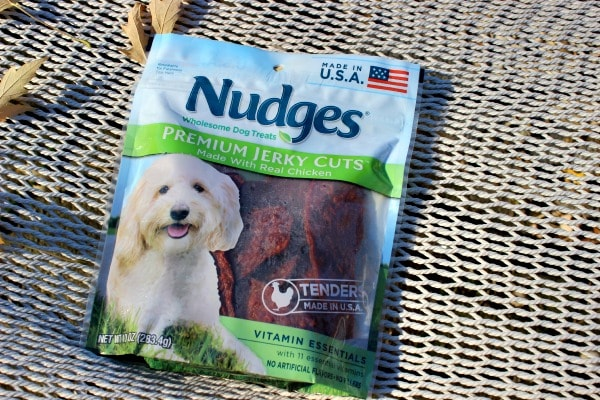 safe chicken jerky for dogs
