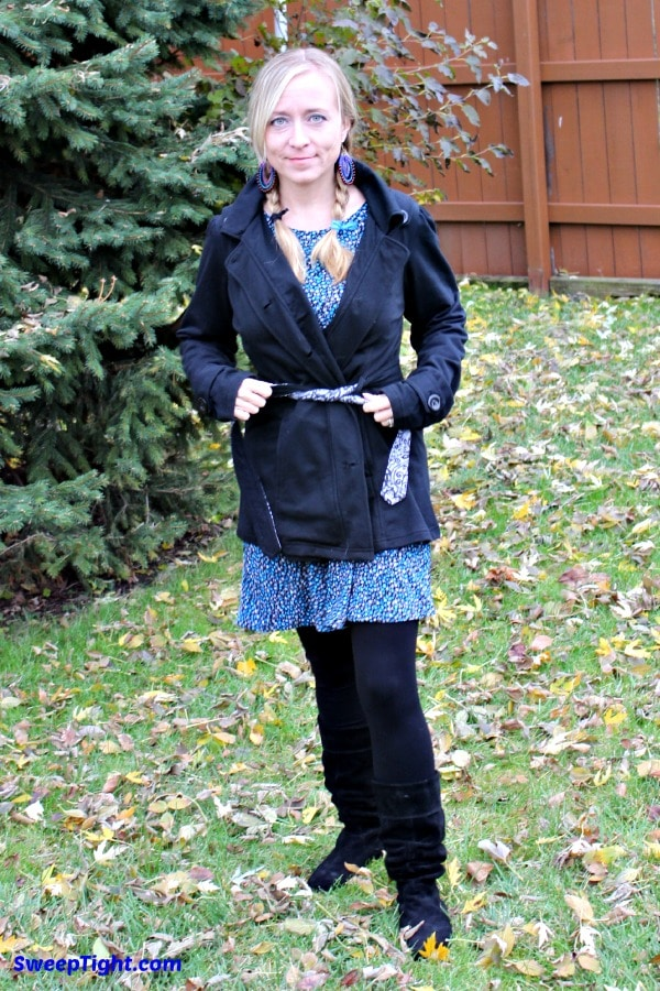 Comfortable Dresses for the Holidays from Karina