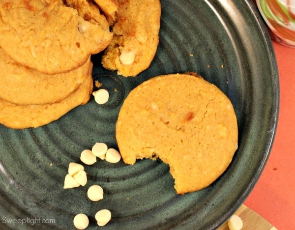 Pumpkin Cookies Recipe and #Thanksgivingtips Twitter Party