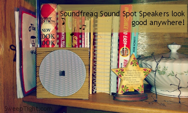 Sponsored: @Soundfreaq #SoundSpot Bluetooth Speaker