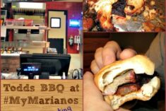 Todds BBQ at Mariano's for Delicious Tailgating Food #shop