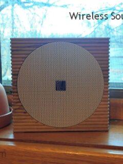 Sponsored: @Soundfreaq #SoundSpot Bluetooth Speaker