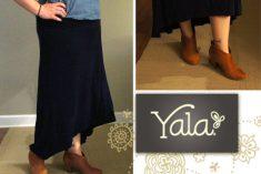 Sustainable Bamboo Clothing from Yala Designs
