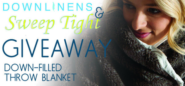 Downlinens giveaway