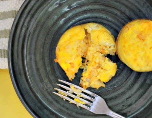 hashbrown casserole in eggs