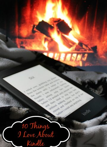 10 Things I Love about my Kindle Paperwhite