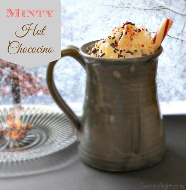 Minty Hot Chococino