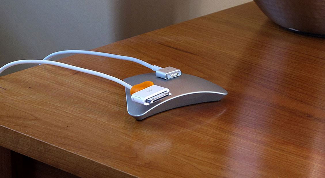 Organize Cables with MOS Magnetic Cable Organizer