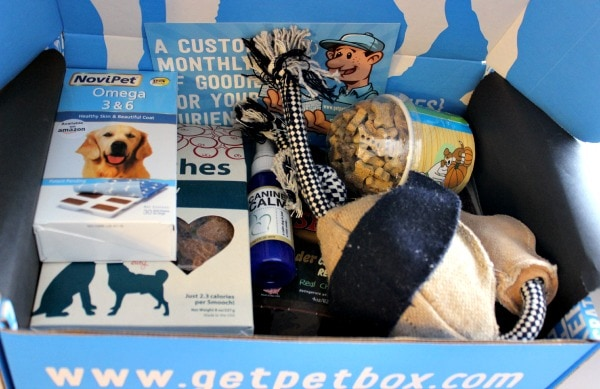 PetBox Subscription Boxes for Happy Dogs #PetBox
