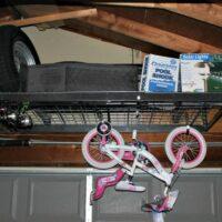 Garage Storage with SafeRacks