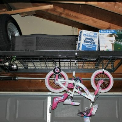 Garage Storage with SafeRacks Review