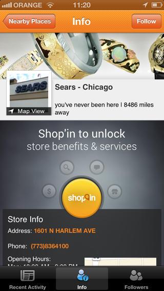 Shop Your Way app #ad