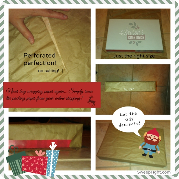Free wrapping paper for gifts