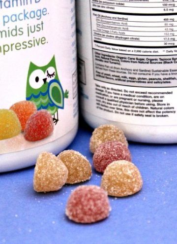 SmartyPants Gummy Vitamins for Adults