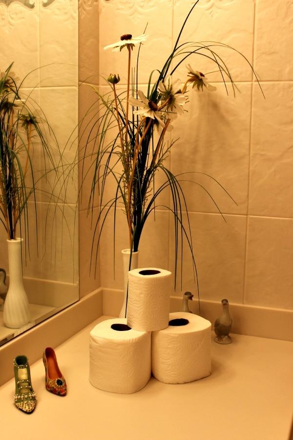 stock bathroom
