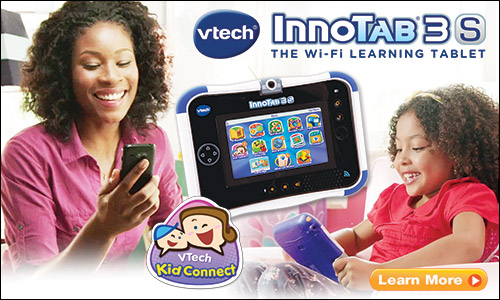 VTech Kid Connect on InnoTab 3S