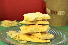 White Chocolate Potato Chip Bark Recipe