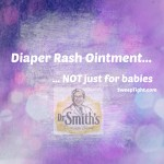 Dr. Smith's Diaper Rash Ointment