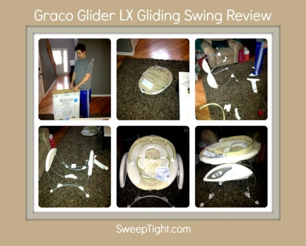 Graco Baby Glider Review