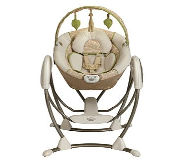 Graco Glider LX Gliding Swing for baby Review