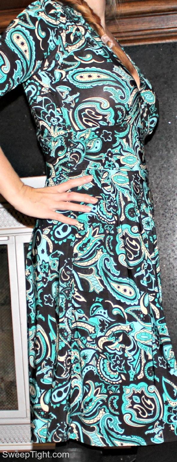 Colorful Karina Dress