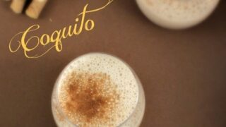 Quick & Easy Coquito Drink