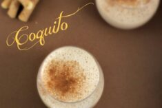 Easy Coquito Drink Recipe to Enjoy a Cup of Cheer