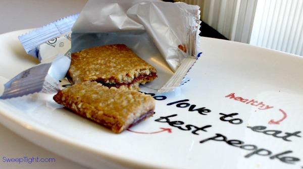 Healthier Snacking with Van's Natural Foods