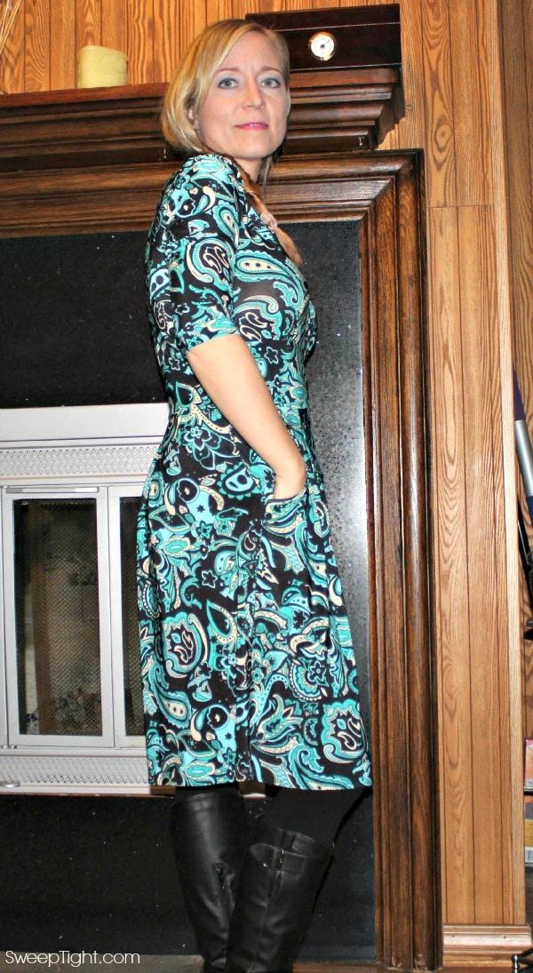 karina penelope dress