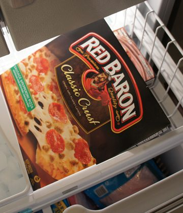 Red Baron Pizza for the Big Game