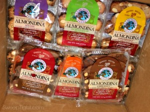 Almondina Cookies without the Guilt