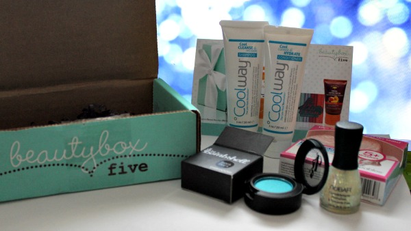 Beauty Box 5 for Monthly Product Samples