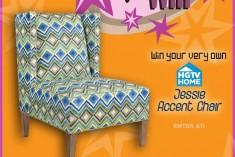 HGTV Home Furniture Jessie Chair