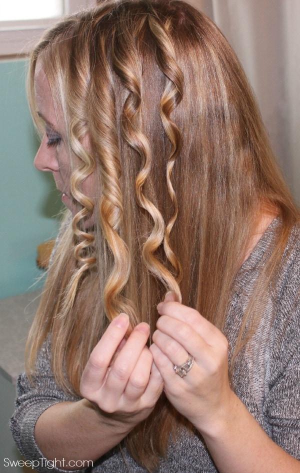 Different curls