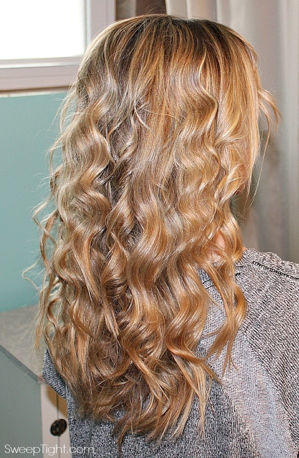 how to get volumized curls for thin hair