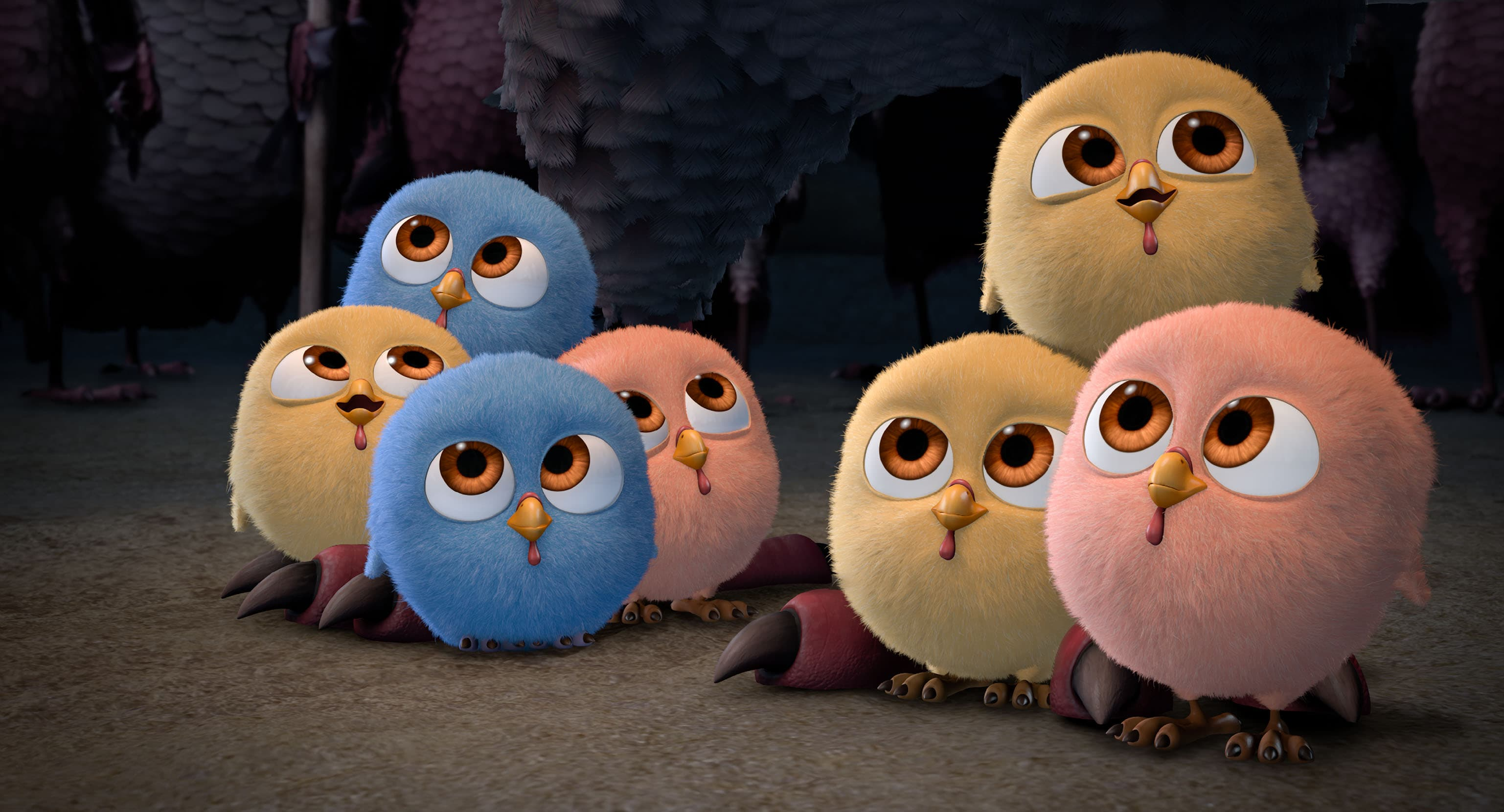 Free Birds Movie Giveaway and Twitter Party Info #FreeBirdsDVD
