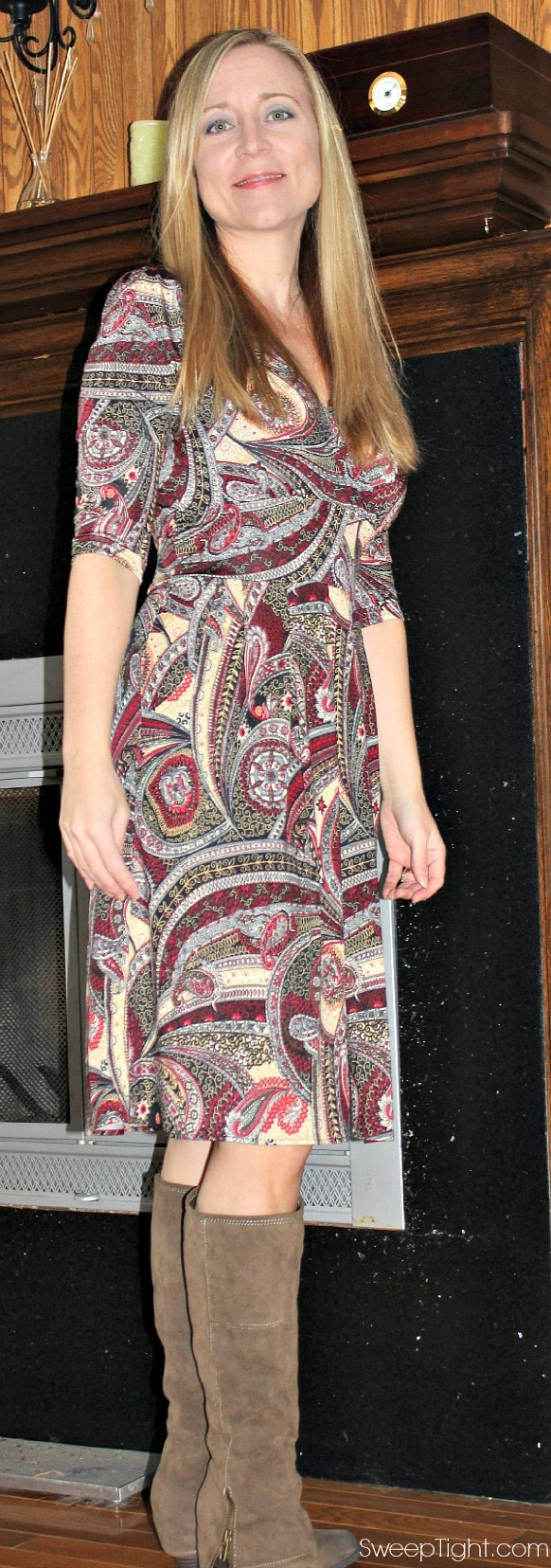 More Paisley Fun with Karina Dresses
