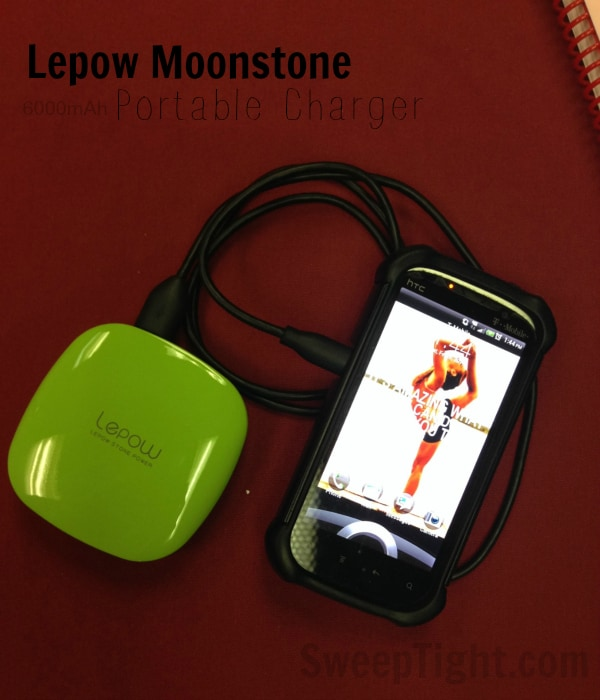 Lepow Moonstone Portable Charger