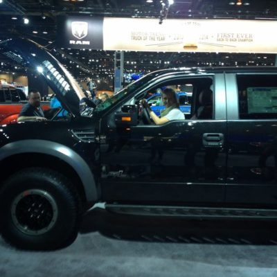 Women Driving Excellence Chicago Auto Show Event