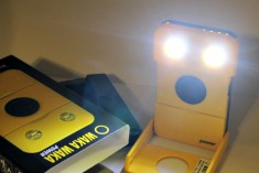Waka Waka Solar Powered Charger and Light