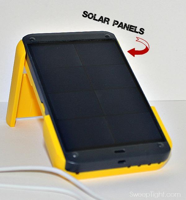Waka Waka Solar Powered Charger and Light