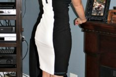 Anatomie Audrey Dress Giveaway #FashionistaEvents