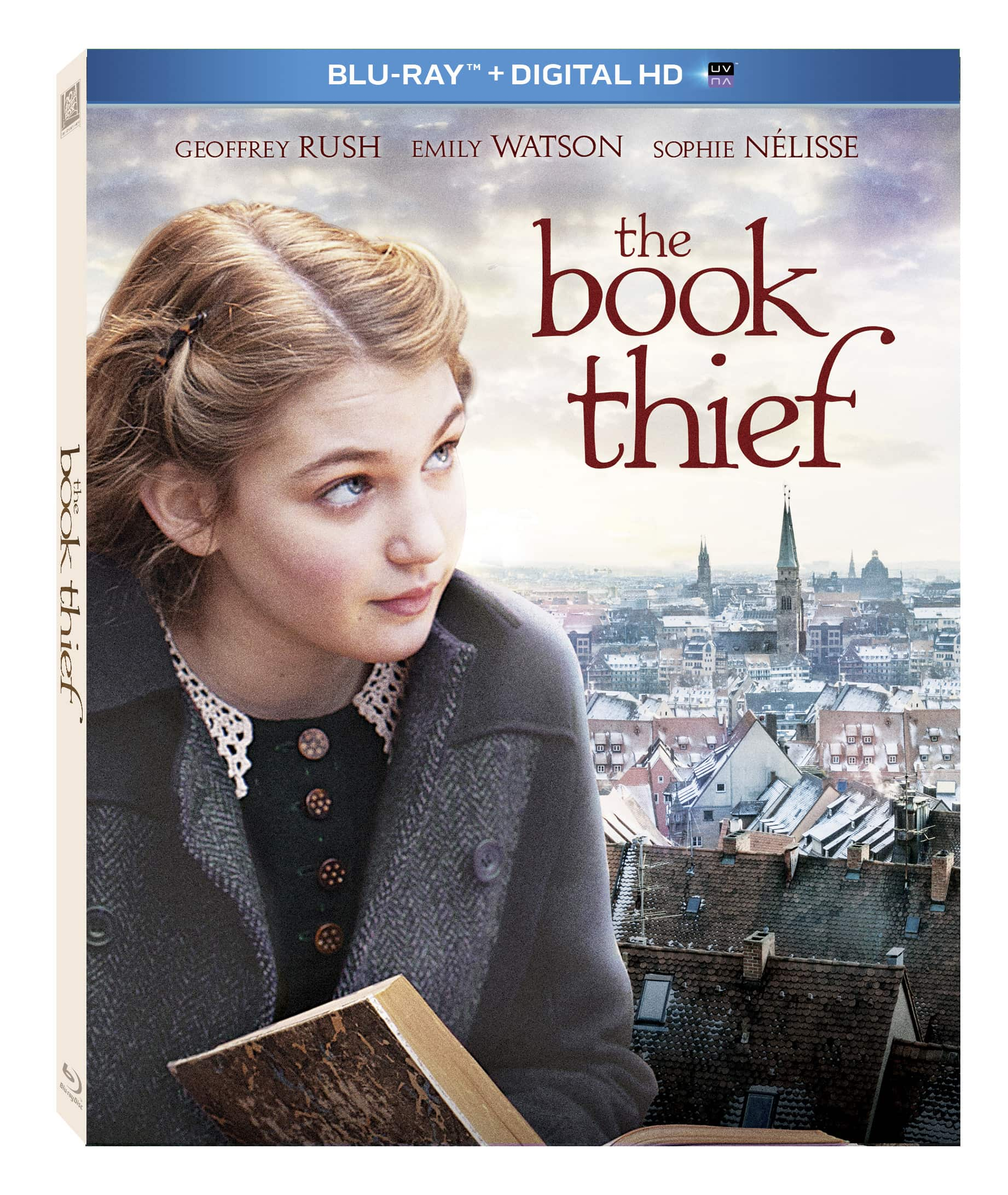 The Book Thief Movie is Now Available