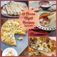 12 Recipes for Sunday Pizza Night