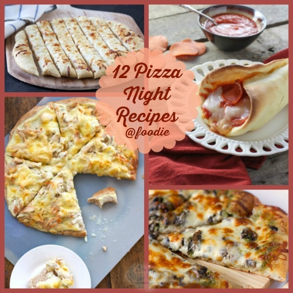 12 Recipes for Sunday Pizza Night
