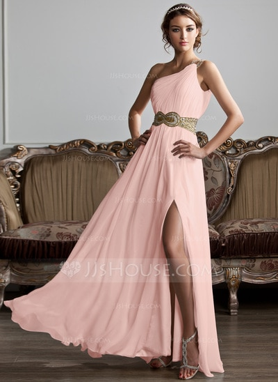 Elegant Prom Dress on a Budget