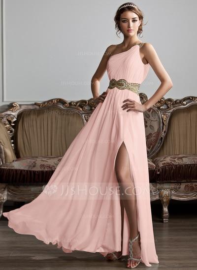 Elegant Prom Dress on a Budget