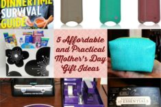 5 Affordable and Practical Mother's Day Gift Ideas #momsgifts
